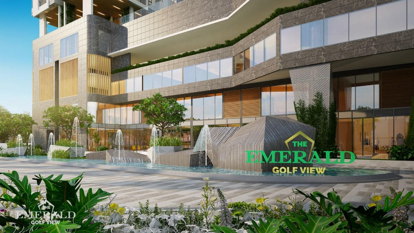 THE EMERALD GOLF VIEW