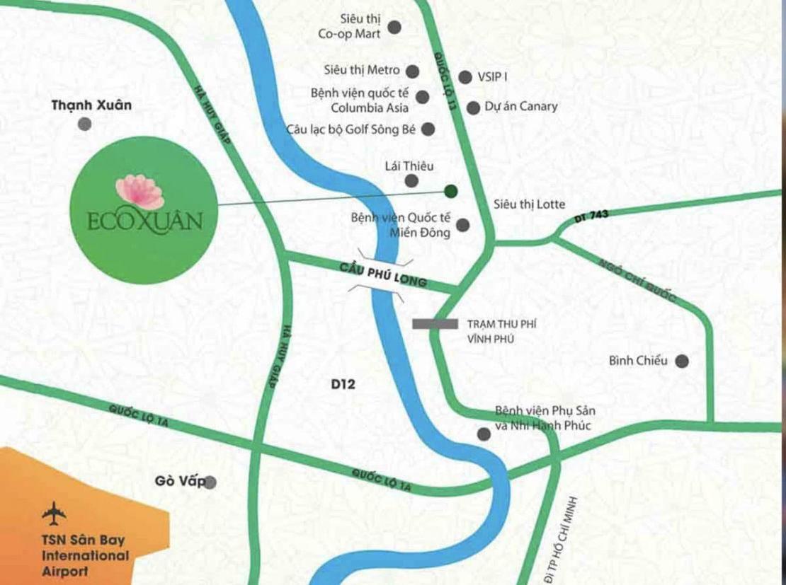 vị trí - du-an-eco-xuan-residence - Công ty Cổ phần Đầu tư Kinh Doanh và Kinh doanh Bất động sản Happy Homes