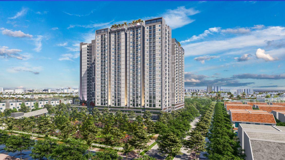 05.0 Hình dự án Eco Xuân residence - Công ty Cổ phần Đầu tư Kinh Doanh và Kinh doanh Bất động sản Happy Homes