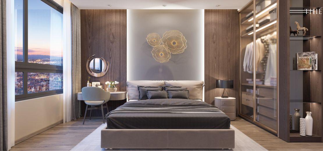 05.8 Căn hộ nội thất 2 phòng ngủ Happy One Central - CÔNG TY CỔ PHẦN ĐẦU TƯ & KINH DOANH BẤT ĐỘNG SẢN HAPPY HOMES