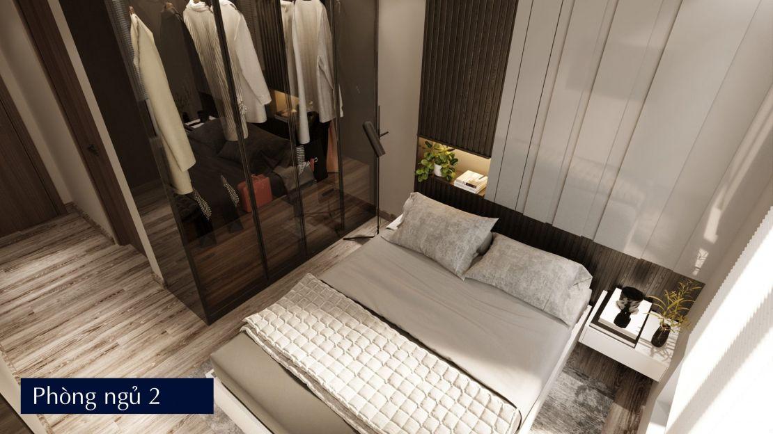 08 Phòng ngủ tối giản yên tĩnh - happy homes